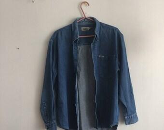 Vintage BOCA denim shirt