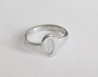 Modern man ring
