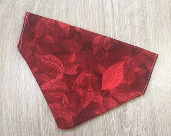 Cotton slip on bandanas