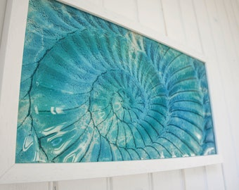 Nautilus picture etsy for Nautilus garden designs