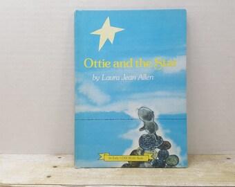 Ottie and The Star, 1979, Laura Jean Allen, vintage kids book
