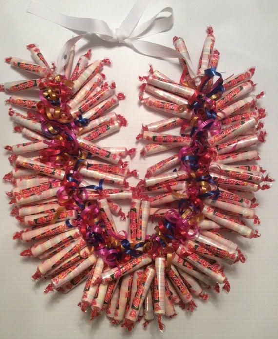 candy necklace candy graduation stuffer