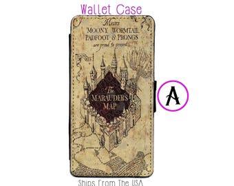 iPhone 6S Plus Case - iPhone 6S Plus Wallet Case - iphone 6S Plus - iPhone 6S Plus Wallet - Harry Potter iphone 6S Plus case A