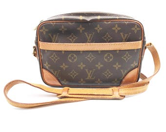 Louis Vuitton Monogram Trocadero 23 Cross Body Bag