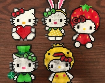 Perler Bead Magnetic Sets - Various Options