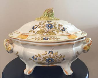 Antique Italian Tureen