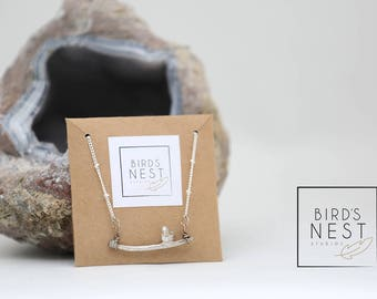 Bird's Nest Studios Signature Necklace
