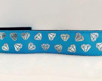 Turquoise and Diamonds