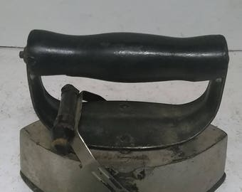 Asbestos sad iron