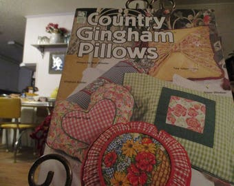 Country Gingham Pillows