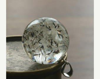 ON SALE -30%OFF- Hieracium- dandelion pendant