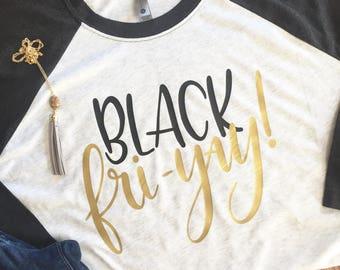 Black Friday Shirt, Black Friyay Shirt, Black Friday Crew Shirt, Holiday Shirt, Black Friday