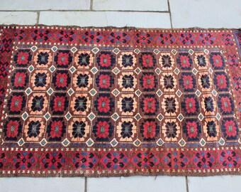 Antique 1920s Persian Baluch Rug 2u00277u0027u0027 ...