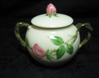 Franciscan Desert Rose Sugar Bowl
