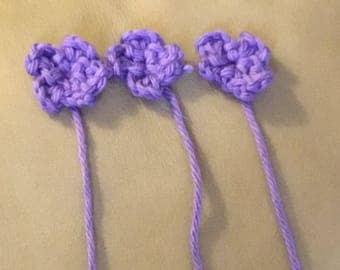 6 Tiny flowers
