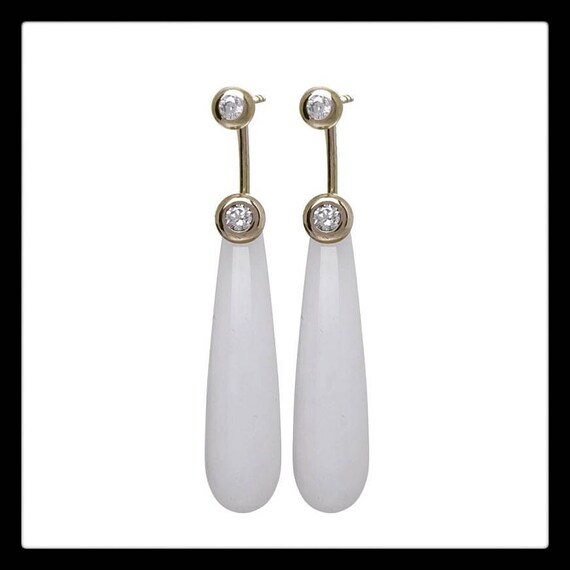 The Karoline Opal Earrings