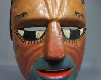 Vintage Masks from Guatemala