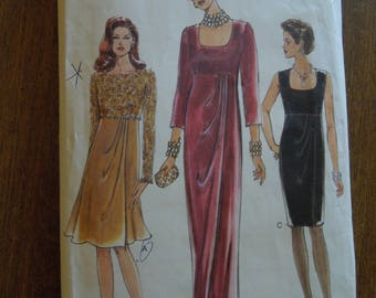 Vogue 9365, sizes 12-16,dress, misses, womens, UNCUT sewing pattern, craft supplies