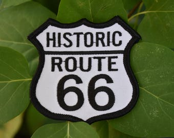 Route 66 Travel Patch