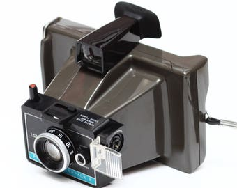 Vintage Polaroid Colorpack II Instant Film Land Camera Made in USA 1970s Fully Operational