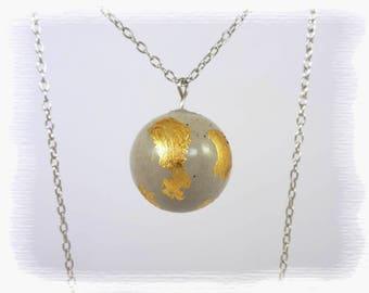 Concrete Chain Ball