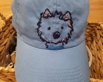 Scruffy Pup Hat