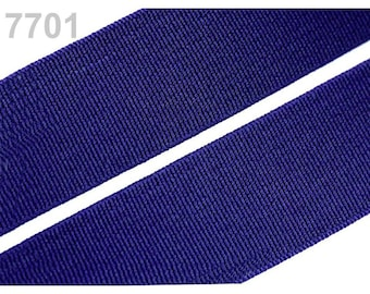 2 dark blue 7701 cm elastic band