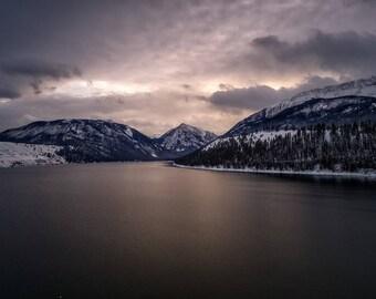 Landscape Photography, Nature Photography, Winter Photography, Wall Art, Fine Art, Pacific Northwest, Eastern Oregon, Wallowa Lake
