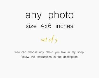 Postcard Set, Any Photo In My Shop, 4x6 Print, Fine Art Photography, Fine Art Postcard, Frameable Postcard, Post Card