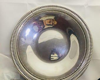 "Vintage Silver Plate Reed & Barton 1401 Hollowware  10 3/8 """