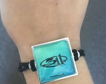 311 Too Much to Think Bracelet