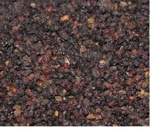 Elder Berries Whole / Elderberry >> 2 OUNCES >> Sambucus nigra
