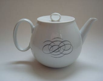 Rosenthal Continental China SCRIPT Teapot
