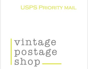 CUSTOM - USPS Priority Express Mail Upgrade for Stephanie