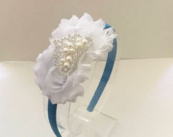 Cinderella Inspired Headband