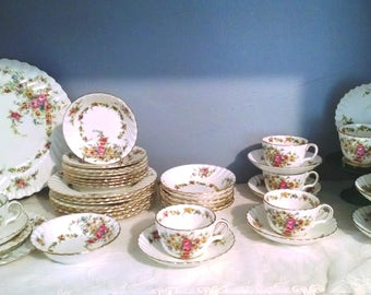 Vintage Minton Luncheon Service for 8