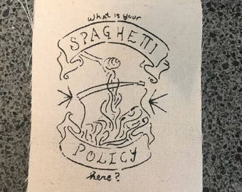 IASIP Spaghetti Policy Patch