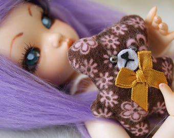 Personnal BJD doll Teddy Bear