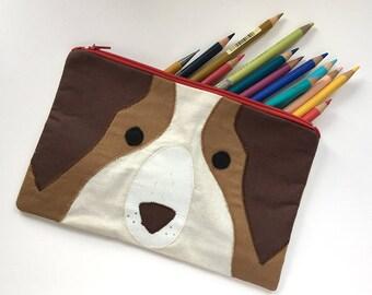 Pooch Pencil Cases