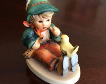 "Hummel Figurine ""Singing Lessons""~Goebel~W Germany"
