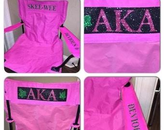 ON SALE Aka Bling chair