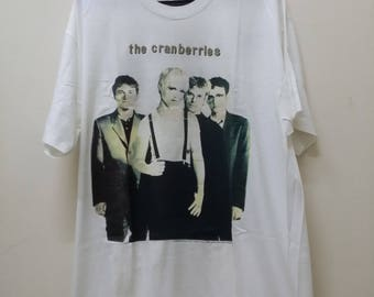 The Cranberries No Need To Argue World Tour 94-95 RARE Hard To Find