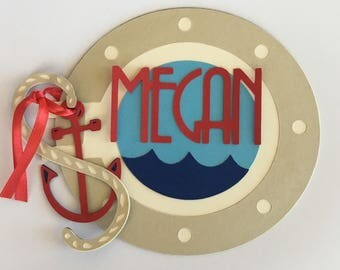 Carnival Cruise Door Decorations Etsy - Cruise ship centerpieces