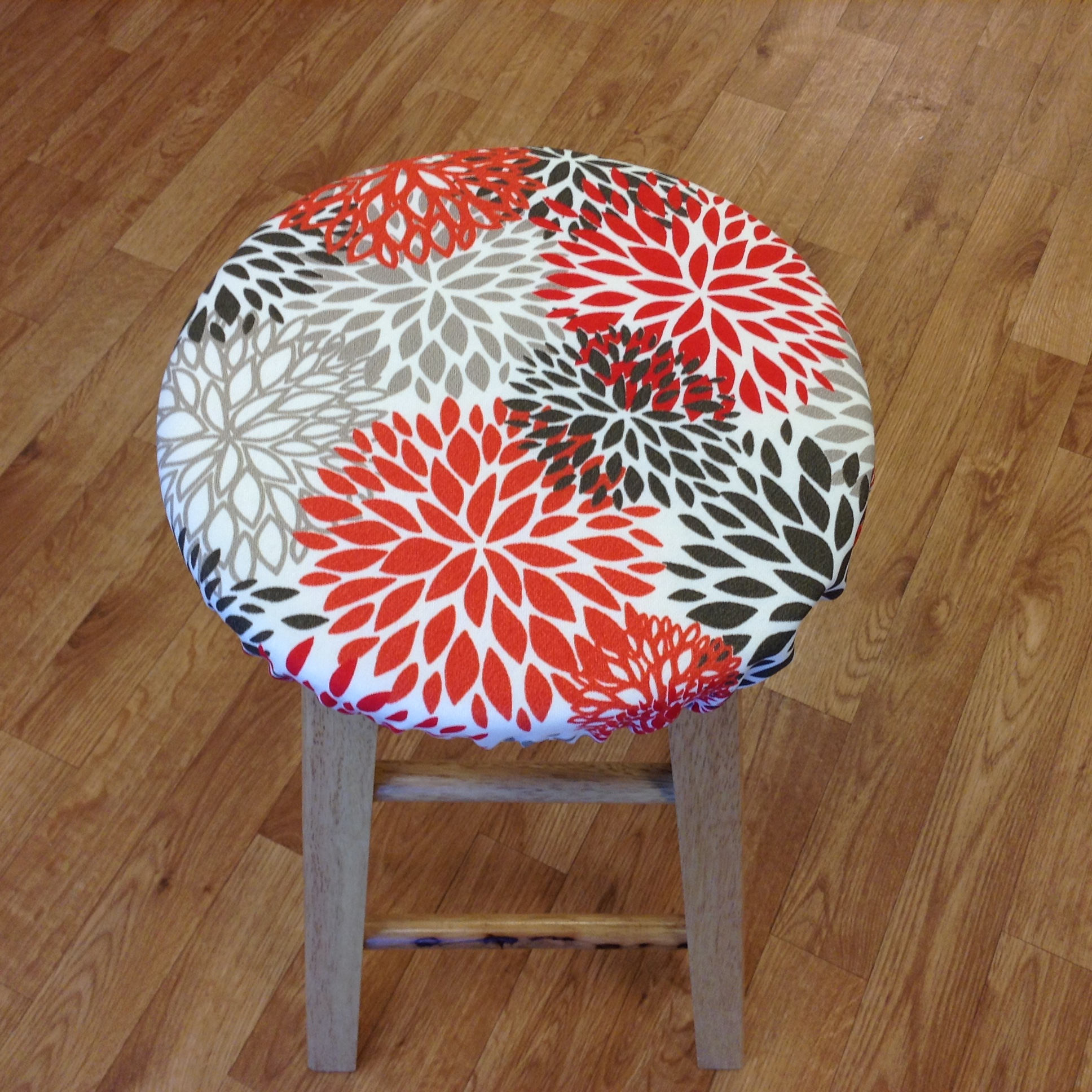 Round bar stool cover with cushioned foam insert Premier : ilfullxfull1409467597ia65 from www.etsy.com size 1936 x 1936 jpeg 583kB