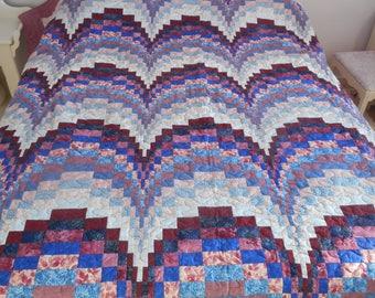 Bargello Queen size quilt