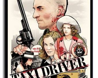 taxi driver by JOSHUA BUDICH