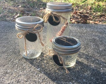 Louis Vuitton mason jars