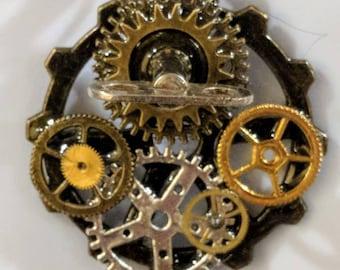 Gears & Key