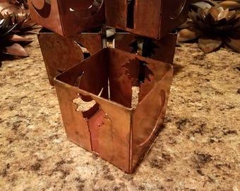 Square Tealight- customizable
