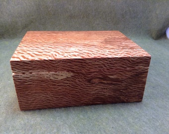 Spalted Live Oak Box